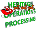 Heritage Operations Processing System